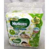 Sale Hug Gentle Care Baby Wipes Value Pack 80 Sx3 Huggies Branded