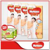 Get Cheap Huggies Gold Pullup Pants Xxl 32Pcs X 4 Packs