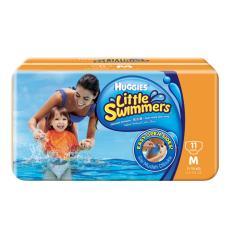 Price Huggies Pants Little Swimmer Medium 11Pcs Huggies