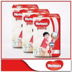 Price Comparisons Of Huggies Silver Pants L 48Pcs X 3 Packs