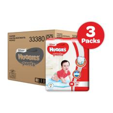 Where To Shop For Huggies Silver Pants M 64Pcs X 3 Packs