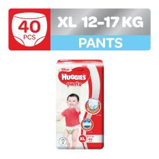 Price Comparison For Huggies Silver Pants Xl 40Pcs