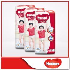 Huggies Silver Pants Xxl 34X3Pcs Free Shipping