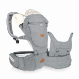Best Buy I Angel Miracle All In One Hipseat Carrier Melange Gray Intl