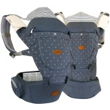 Price Comparison For I Angel Miracle All In One Hipseat Carrier Stone Blue Intl
