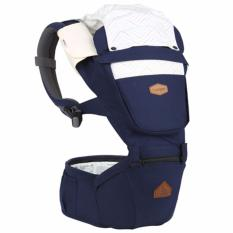 Sale I Angel Nature Baby Hip Seat Carrier Ocean Blue Intl Singapore