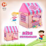 Purchase ❤️ Ice Cream Bakery Shop Role Play Kids Tent ❤️ Online