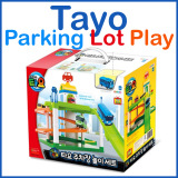 Sale Iconix Korea Parking Lot Play Set With Tayo Bus Intl Iconix Online