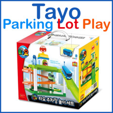Buy Iconix Korea Parking Lot Play Set With Tayo Bus Intl Cheap On South Korea