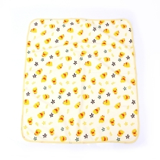 Infant Baby Bed Mattress Waterproof Cotton Baby Nappy Change Sheet Protector (s) By Miss Lan.