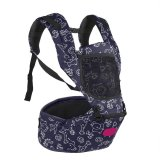 How Do I Get Infant Baby Carrier Hip Seat Breathable Adjustable Wrap Sling Backpack Blue Intl