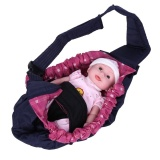 Infant Pouch Ring Newborn Baby Carrier Adjustable Sling Wrap 3 Pattern Pouch Intl Agbistue Discount