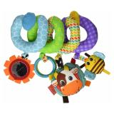 Review Infantino Spiral Activity Toy Blue Infantino