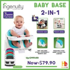 Price Compare Ingenuity Baby Base 2 In 1 Seat