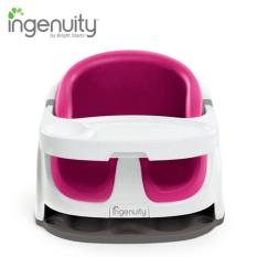 Ingenuity Baby Base 2 In 1™ Seat Pink Flambe Free Shipping
