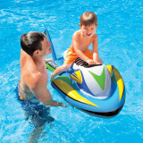 Discount Intex Water Inflatable Children S Swim Ring *d*lt Surf Boat Horse Floating Bed Floating Row Swimming Equipment Intex China