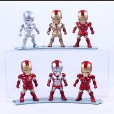 New Ironman Figurines Series One Collection 6 No Of Figures