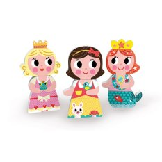 Get The Best Price For Janod Funny Magnet Princess J08032