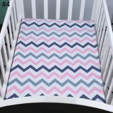 Who Sells Jingle Boys Girls Brand New Baby Crib Cot Bed Fitted Sheet 100 Cotton Intl