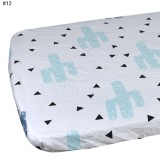 Price Compare Jingle Boys Girls Brand New Baby Crib Cot Bed Fitted Sheet 100 Cotton Intl