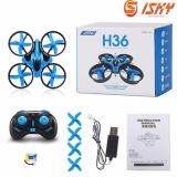 Review Jjrc H36 Rc Drone 2 4G 4Ch 6 Axis Gyro Rtf Quadcopter Ufo Mini Drones Blue Export On Singapore