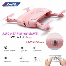 Buy Jjrc H37 Elfie Selfie Drone With 720P Wifi Fpv Hd Camera Rc Helicopter 4Ch 6 Axis Gyro Rc Quadcopter Jjrc Cheap