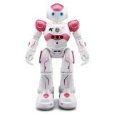 Jjrc R2 Intelligent Robot Toy Rc Control Gesture Sensor Action Display Singing Dancing Usb Charging Kids Birthday Gift Blue Intl Cheap