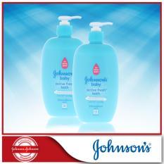 List Price Johnson S Active Fresh Bath 500Ml X 2Pcs Johnson S Baby
