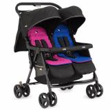 Retail Joie Aire Twin Pink Blue