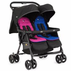 Discount Joie Aire Twin Pink Blue Singapore