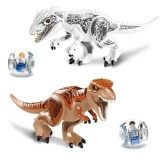 Price Jurassic World Educational Dinosaurs Toys Model Puzzle Assembling Blocks For Kids Gifts Random Delivery Intl China