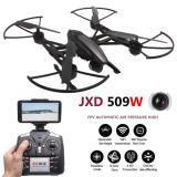 Jxd 509W Quadcopter Fpv Drons With Camera Hd Wifi Quadrocopter Camara Drones Com Camera Headless Mode Rc Helicoptero In Stock