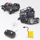 Best Rated Kai Hui Remote Control Car Educational Military Not Building Blocks Assembled Building Blocks
