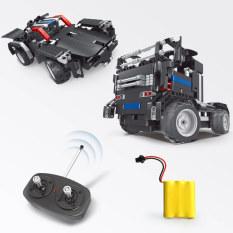 Compare Kai Hui Remote Control Car Educational Military Not Building Blocks Assembled Building Blocks Prices