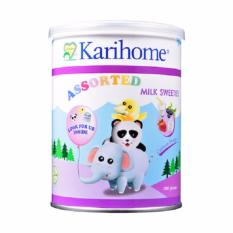 Buy Karihome Assorted Milk Sweeties 200S Online