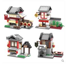 Price Comparisons Of Kazi Yi Zhi Assembly Model Small Particles Building Blocks