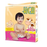 Cheapest Kca Baby Diapers Size L 9 11Kg 4 Packs X 60 Pcs