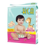Lowest Price Kca Baby Diapers Size Xl 12 17Kg 4 Packs X 56 Pcs