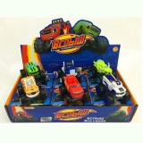 Kids Blaze And The Monster Machines Vehicles Diecast Car Toys Goodgifts Intl Lowest Price
