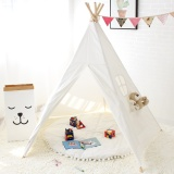 Kids Play Tent Children S Five Poles Teepee Baby Playhouse Intl For Sale