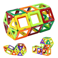 Kids Toys Educational Magformers 30Pcs Magnetic 3D Diy Building Blocks On China