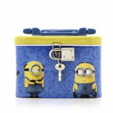 Kidztime X Minions Tin Coin Bank 2 Pcs Best Buy