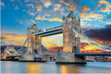 Kimo Premium Jigsaw Puzzles 1000 Pieces London Bridge Oem Cheap On China