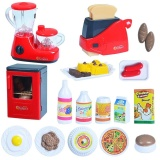 Review Kitchen Appliance Toy Set Creative Mini Pretend Play Kitchen Toy Kitchen Cooking Toy Set Intl Oem On China
