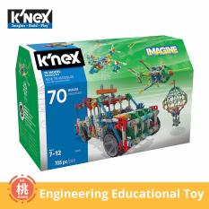 K'nex 70 Model Building Set – 705 Pieces – Ages 7+ Engineering Education Toy By Momo Accessories.