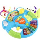 Who Sells Kunsheng Multifunctional Steering Wheel Simulated Transportation Tool Baby Educational Toy Intl