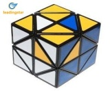 Review Lanlan Helicopter Cube Black Magic Cube Cubic Twist Puzzle Skewb Twist Edge Turning Puzzle Educational Toy Gift Intl Lumiparty