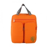 Buy Large Capacity Multifunctional Mummy Nappy Backpack Maternity Baby Diaper Handbags Orange Intl China