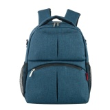 Discount Large Capacity Mummy Baby Diaper Nursing Backpack Cyan Intl Oem On China