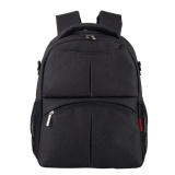 Large Capacity Mummy Baby Diaper Nursing Backpack Charcoal Intl In Stock